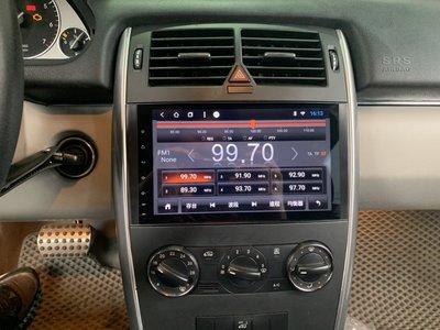 賓士Benz B-class W169 B200 B180 W245 Vito Android 安卓版 觸控螢幕主機導航