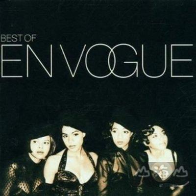 【出清價】超級名曲精選輯 Best Of En Vogue/風尚合唱團 En Vogue---7559623222