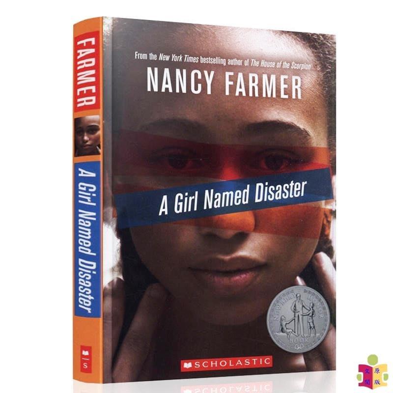 [文閲原版]學樂 災難女孩 英文原版 A Girl Named Disaster 1997年紐伯瑞銀獎作品 兒童文學 小說