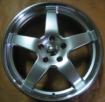 【益和輪胎】5孔120 新品 類HAMANN E36 E46 E90 E92 BMW 320 325 330 18吋鋁圈 台中市