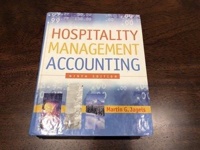 楊柳舊書-Hospitality Management Accounting 9780471687894 有劃記 現貨