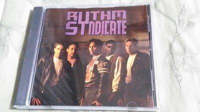 R西洋團(二手CD)RYTHM SYNDICATE~UK版~無IFPI(張立基PASSION原曲)