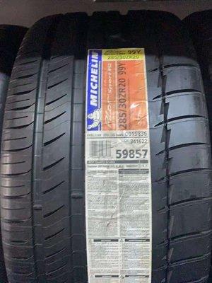 【YGAUTO】全新空運 MICHELIN 法國 米其林 PS2 輪胎 285/30/20 美國製