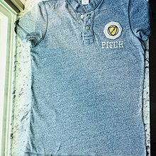 A&F Abercrombie & Fitch Polo Tee Shirt