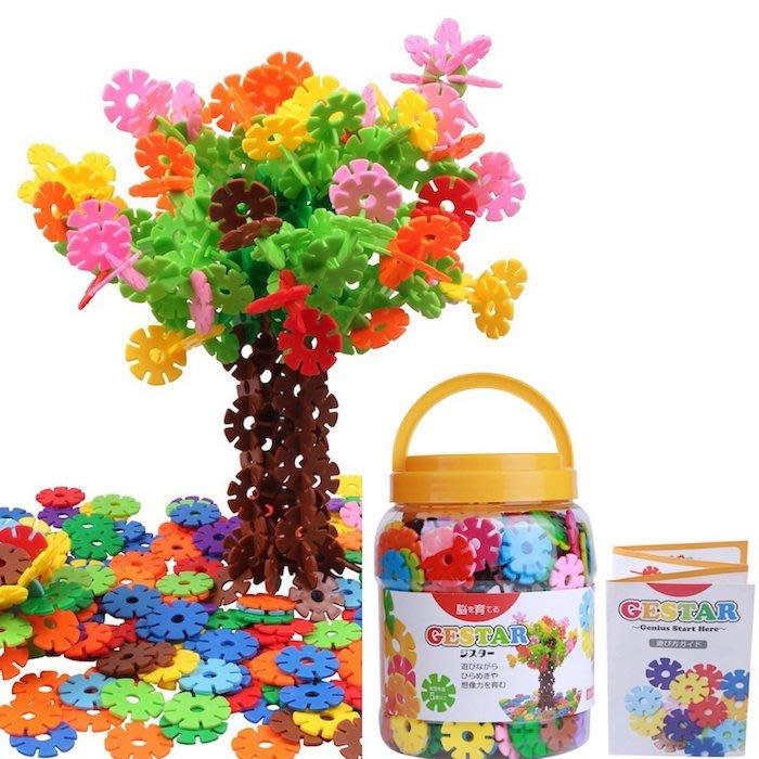 《FOS》日本 GESTAR 兒童 立體 拼圖 積木 玩具 益智 遊戲 幼童 孩童 啟發 想像力 親子 禮物 熱銷 新款