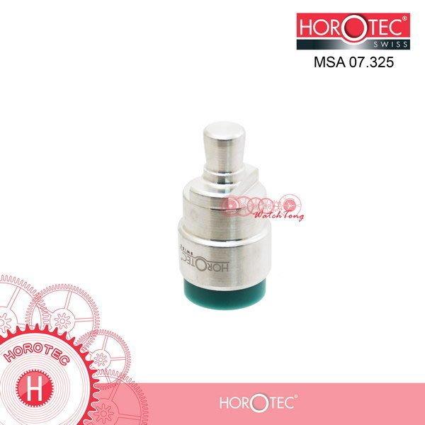 【鐘錶通】07.325《瑞士HOROTEC》吸盤粒組-綠(較硬) / 單顆 / 直徑16 / 23 / 20mm