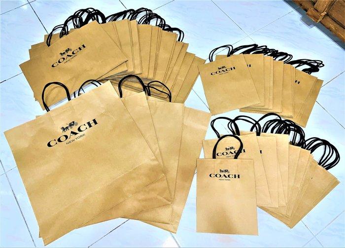 名品特搜站~賣場2 Coach包材(紙盒/袋/襯紙/貼紙)收納包包,它們是 直播主/二手店/代購者 賣好價快速賣的好夥伴
