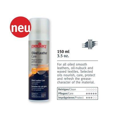 德國 pedag Oiled Leather Care ~ 保養保護油面光滑皮革、油蠟皮、油牛巴哥皮