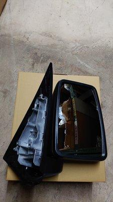 【軒意車材】 Hyundai 現代 PORTER 小霸王 照後鏡 後照鏡 後視鏡 手動