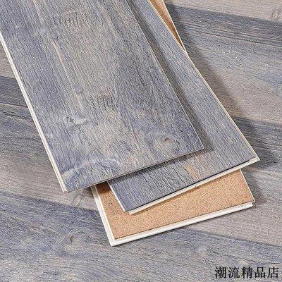 木紋地貼 地貼保護膜 地墊 客廳 臥室地貼 PVC鎖扣地板革家用環保加厚耐磨防水木塑WPC卡扣石塑膠地板翻新