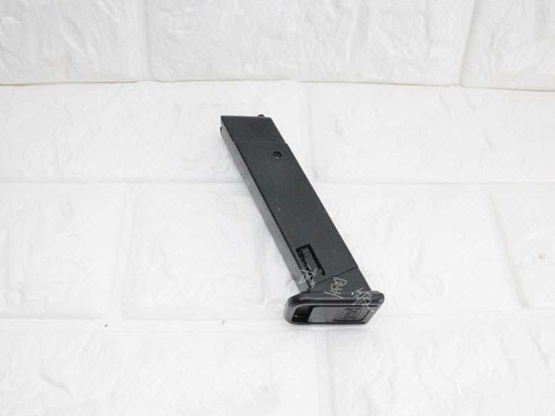 台南 武星級 KWC G17 空氣槍 彈匣 ( KWC KA12 GLOCK 手槍 克拉克BB槍BB彈彈夾玩具槍短槍模型