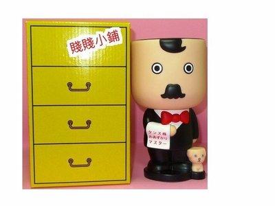 日本三菱 UFJ 銀行企業寶寶貯金箱 組[  值得收藏   ]