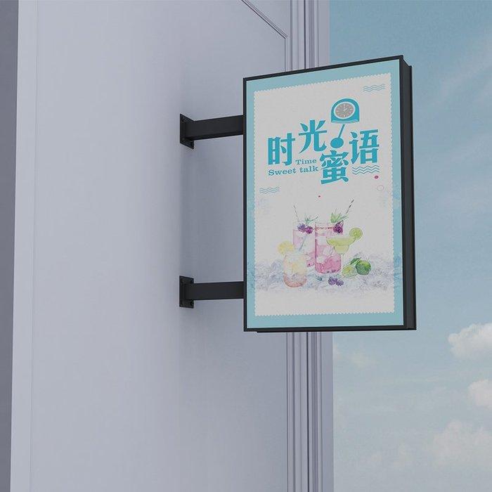 Dream-方形廣告燈箱服裝店發光字戶外廣告牌服裝店雙面燈箱定做廣告牌    [規格不同價格不同 詳細請即時通咨詢店主]