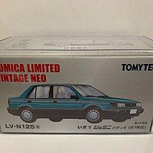 絕版 Takara Tomy Tomica Limited Vintage Neo Tomytec LV-N125a Isuzu Gemini Patio