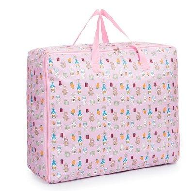 70X50X30【超大號】600D牛津整理袋 牛津布可水洗棉被收納袋衣物整理袋收納箱搬家袋批發袋整理袋大收納袋行李袋