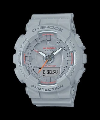 深水步有門市全新正版正貨1年保養 7日CASIO BABY-G G-SHOCK GMA-S130VC-8A