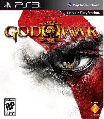 【全新未拆】PS3 戰神3 God of War III 繁體中文版【台中恐龍電玩】