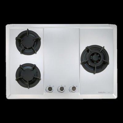 [歐瑞家居館] G2633S 不鏽鋼櫻花瓦斯爐/林內/豪山/除油煙機/熱水器/烘碗機