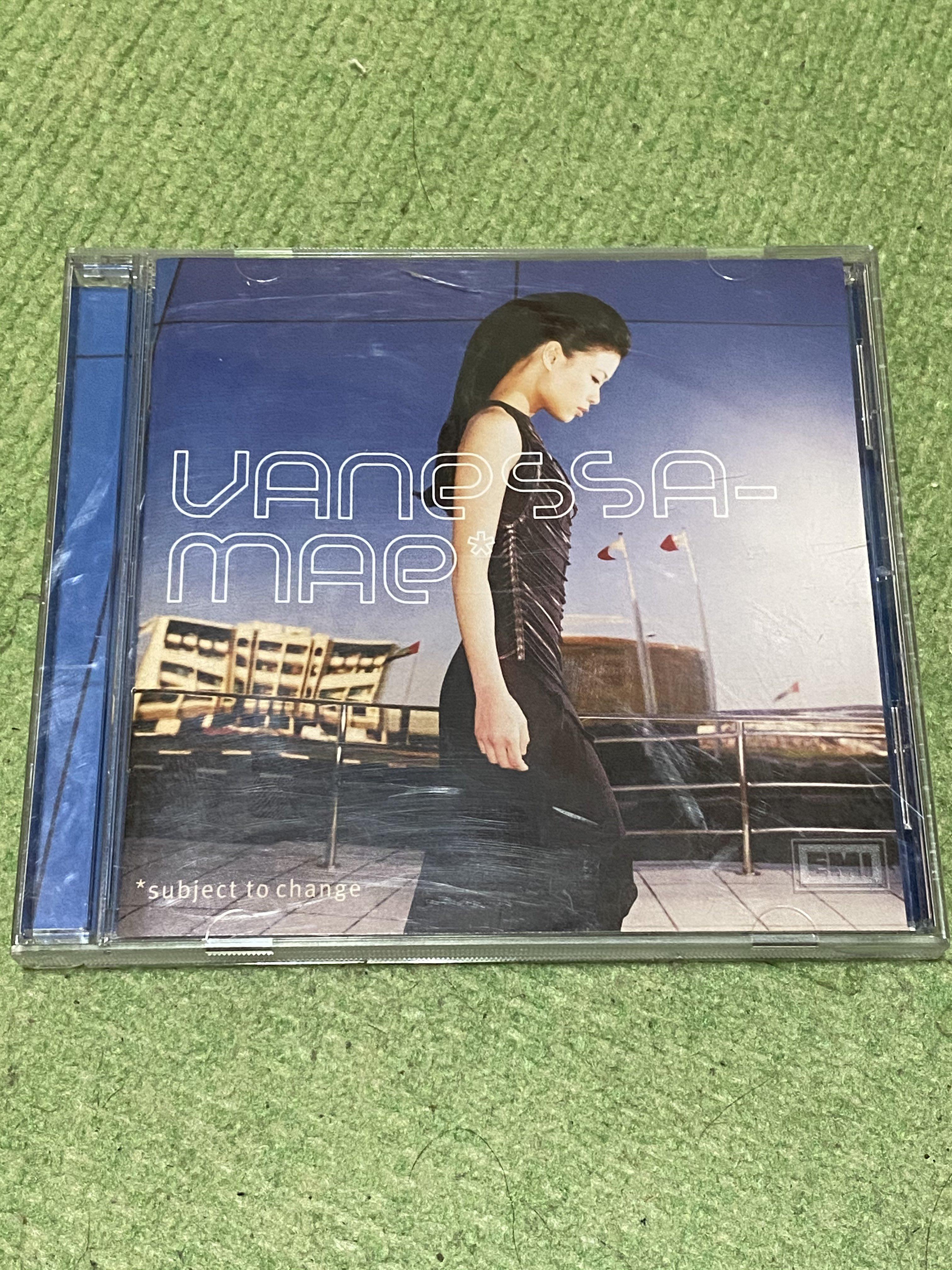 Vanessa Mae ----------- Subject To Change