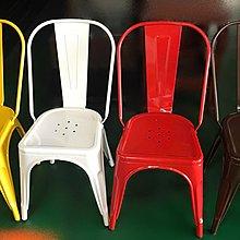 台中二手家具賣場 推薦 大里宏品全新中古傢俱家電 EA1117EJ全新鐵製餐椅*書桌椅 電腦桌椅 麻將桌椅 書桌椅