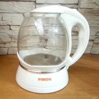 ~* 章魚小舖 *~  PINOH 品諾 分離式養生快速電茶壺.快煮壺.電熱壺1.7L