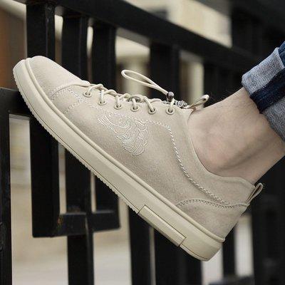 【時尚先生男裝】大碼男鞋2020春夏季皮鞋男鞋休閑男鞋潮鞋子休閑鞋小碼豬皮男士 2005240786