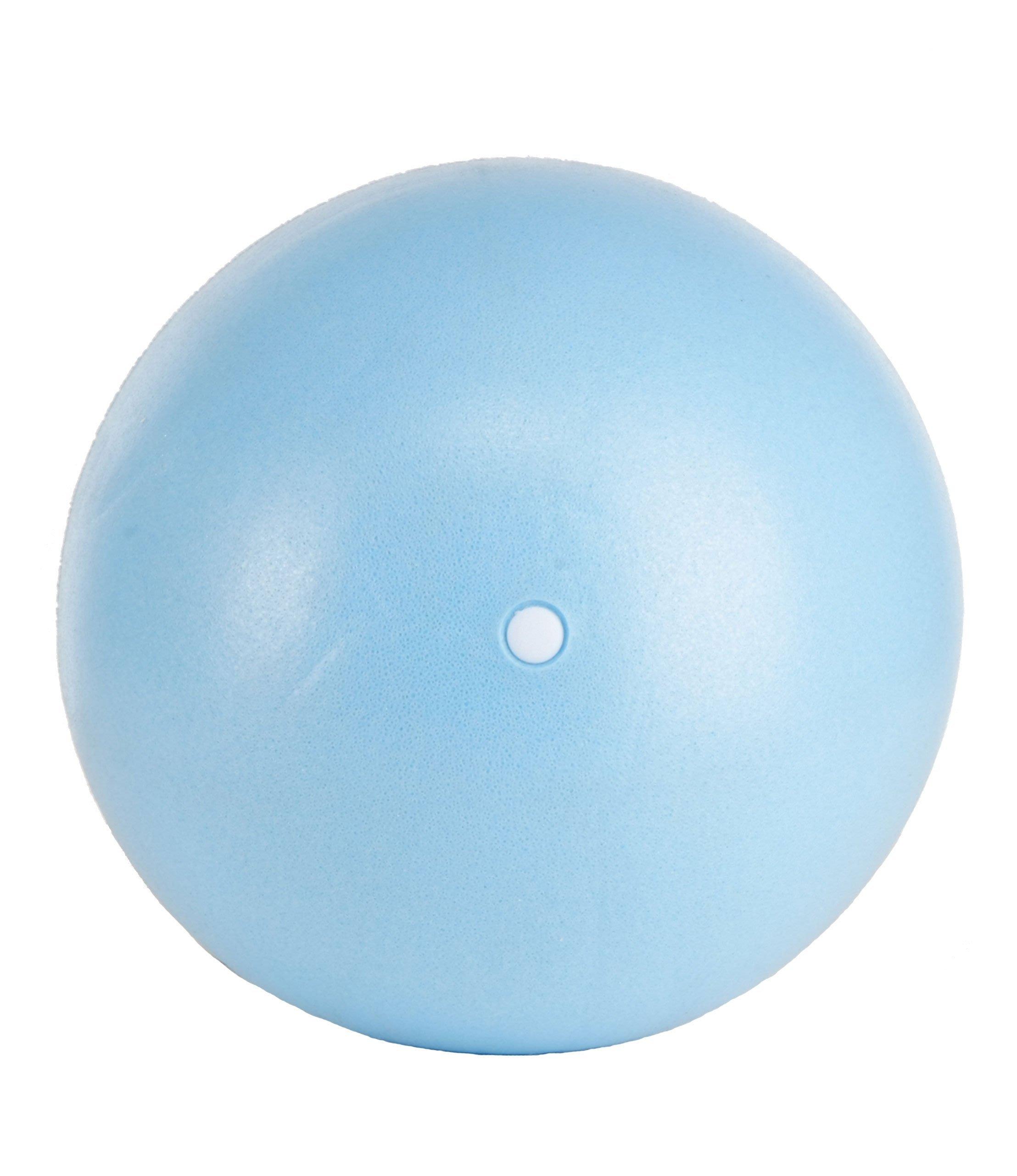 新莊新太陽 ALEX 丹力 B-3020 多功能 瑜珈球 韻律球 水藍色 直徑20CM 特價150