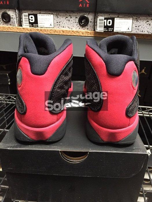 604cba8bf60 SoleStage | AIR JORDAN 13 RETRO GS 414574-010 AJ13 黑紅女鞋