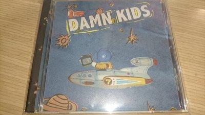 典藏音樂♪ 電話亭Telephone Booth   死小孩!Damn Kids EP - 有側標 - 華語