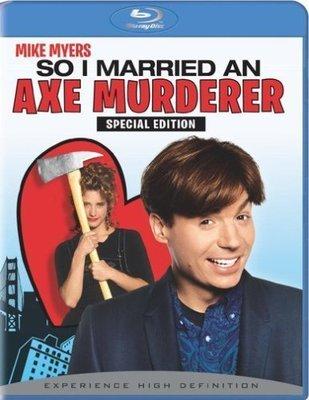 BD 全新美版【蜜月危險期】【So I Married an Axe Murderer】Blu-ray 藍光