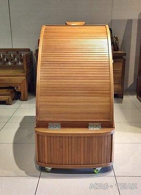 【美日晟柚木家具】香檜蒸氣烤箱 能量屋 遠紅外線蒸氣烤箱 SPA