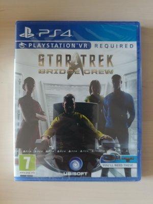 PS4 VR Star Trek