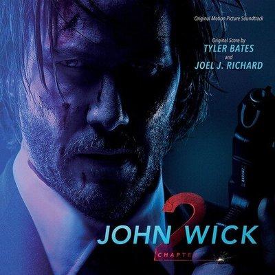 【黑膠唱片LP】捍衛任務2:殺神回歸 John Wick:Chapter 2 (2LP)--- VSD00147