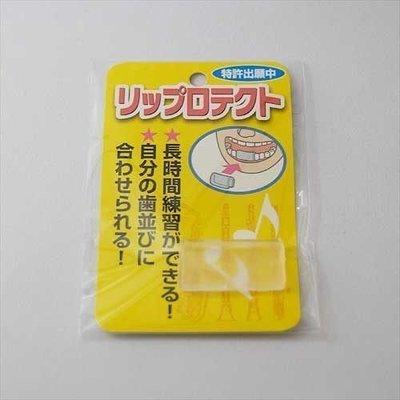 §唐川音樂§【Nonaka Liprotect 薩克斯風/單簧管 牙齒保護墊 / 下牙膠】(日本製)