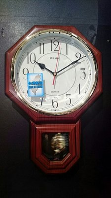 [靚錶閣]八卦搖擺鐘