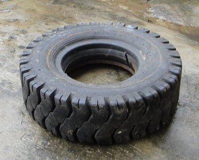 堆高機胎 原裝 中古胎 輪胎 300-15 900-20 500-8 600-9 700-12 650-10 二手胎