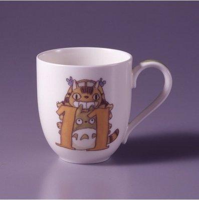 JP購✿15041500051 龍貓限定月份杯 11月 宮崎駿 TOTORO 骨瓷馬克杯 杯子 斯里蘭卡Noritake