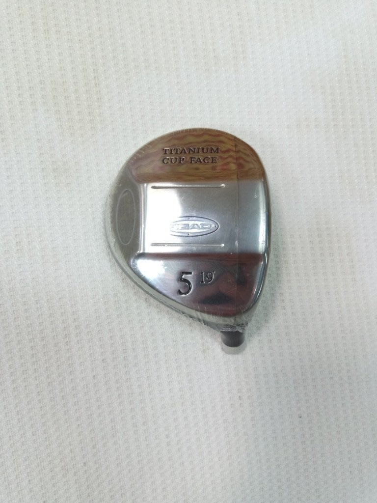 (狗夫小舖)HEAD GOLF HEF-309 球道木桿系列單售球頭(男/右)(5號球道木)