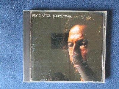 [非新品] Eric Clapton-Journeyman-1989