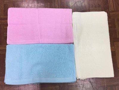 台灣製100%純棉 24兩  素面毛巾