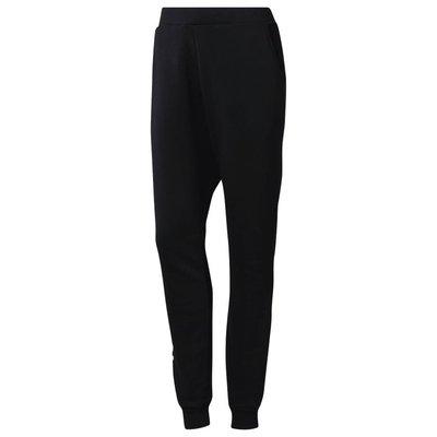 =CodE= REEBOK CLASSIC VECTOR JOGGER PANTS 運動棉縮口長褲(黑)DX3801 女