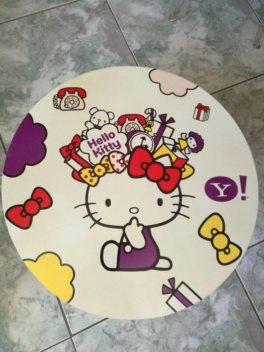 麥物堂珍藏公仔娃娃~全新『奇摩~Hello Kitty聯名雙桌組』正品一大一小*絕版逸品*