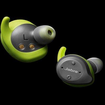Jabra Elite Sport 2 真正無線藍牙耳機帶有心率和活動監視器