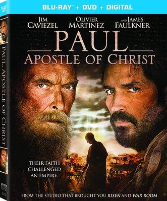 毛毛小舖--藍光BD 基督的使徒保羅 美國版(中文字幕) 吉姆卡維佐