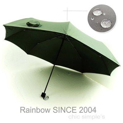【ビッグ拨水】S.W.R_EPP 輕質大撥水機能 / 精巧版 (灰) /雨傘防UV傘防風傘三折傘大傘抗UV傘陽傘(免運)