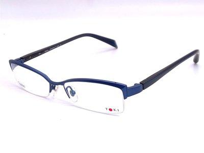 【本閣】增永眼鏡 masunaga/TOKI TK5007 日本手工眼鏡 純鈦 金屬框 彈性 999.9 masaki