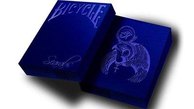 【USPCC撲克】Scarabs Special Edition Ruby 紅寶石/Sapphire 藍寶石