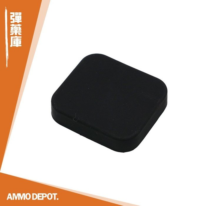【AMMO彈藥庫】 GOPRO HERO7 HERO6 HERO5 AADIV 配件 防水殼 鏡頭蓋 DF-S06