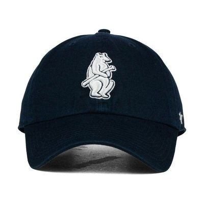 MLB小熊隊'47 Standing Cooperstown Clean Up Adjustable Hat棒球帽
