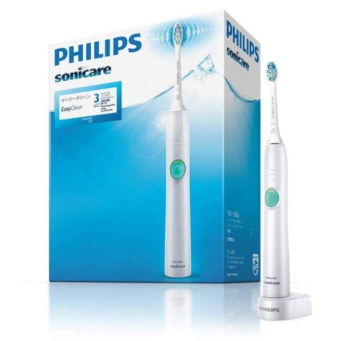 《FOS》日本 飛利浦 PHILIPS 電動牙刷 超音波 震動 HX6526/01 護牙 美齒 乾淨 清潔 2019新款